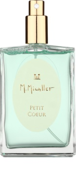M. Micallef Baby's Collection Petit Coeur parfumovaná voda tester unisex 100 ml (bez alkoholu)