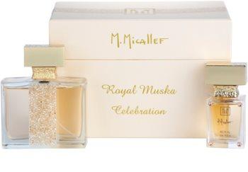 M. Micallef Royal Muska coffret I.
