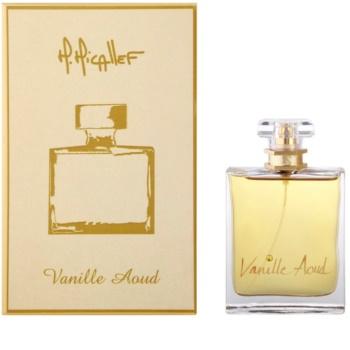 M. Micallef Vanille Aoud eau de parfum para mulheres 100 ml