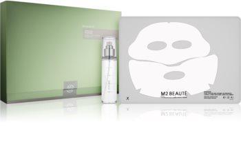 M2 Beauté Facial Care maska wypelniająca zmarszczki o działaniu nawilżającym