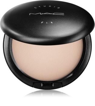 MAC Cosmetics  Studio Fix Powder Plus Foundation poudre compacte et fond de teint 2 en 1