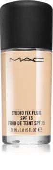 MAC Cosmetics  Studio Fix Fluid матиращ грим SPF 15