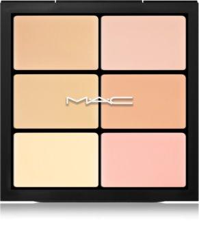 MAC Studio paleta korektorů