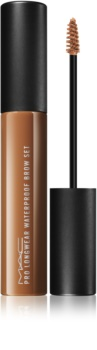 MAC Pro Longwear Waterproof Brow Set gel per le sopracciglia