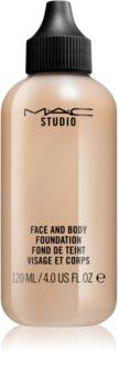 MAC Studio Leichtes Foundation für Gesicht und Körper Großpackung
