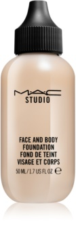 MAC Cosmetics  Studio Lightweight Foundation for Face and Body