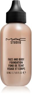 MAC Cosmetics  Studio leichtes Make-up Für Gesicht und Körper