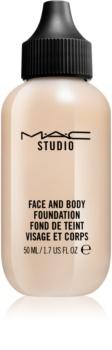 MAC Cosmetics  Studio fond de teint léger visage et corps