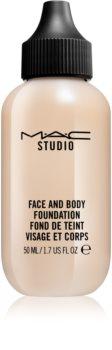 MAC Studio ľahký make-up na tvár a telo
