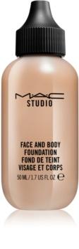 MAC Studio fondotinta leggero per viso e corpo
