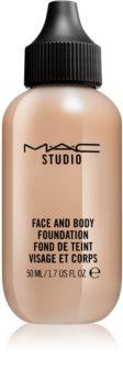 MAC Studio leichtes Foundation Für Gesicht und Körper