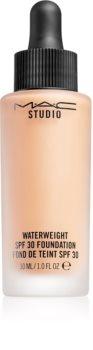 MAC Cosmetics  Studio Waterweight SPF 30 Foundation fond de teint léger hydratant SPF 30
