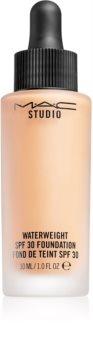 MAC Cosmetics  Studio Waterweight SPF 30 Foundation лек хидратиращ фон дьо тен SPF 30