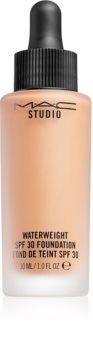 MAC Cosmetics  MAC Studio Waterweight SPF 30 Foundation лек хидратиращ фон дьо тен SPF 30