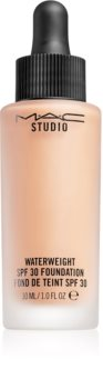 MAC Cosmetics  MAC Studio Waterweight SPF 30 Foundation лек хидратиращ фон дьо тен SPF 30