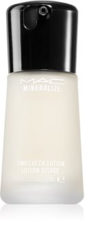 MAC Cosmetics  Mineralize Timecheck Lotion Intensive Moisturizing Cream with Skin Smoothing and Pore Minimizing Effect