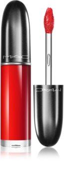 MAC Cosmetics  Retro Matte Liquid Lipcolour matný tekutý rúž