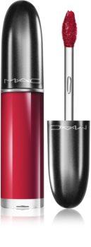 MAC Retro Matte Liquid Lipcolour Matter Flüssig-Lippenstift