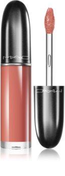 MAC Retro Matte Liquid Lipcolour rouge à lèvres liquide mat