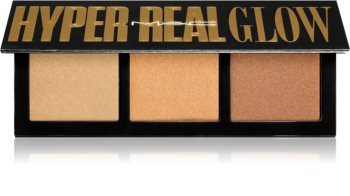 MAC Cosmetics  Hyper Real Glow Palette палитра с озарители