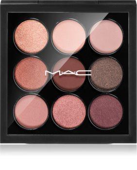MAC Cosmetics  Eye Shadow x9 paleta očních stínů