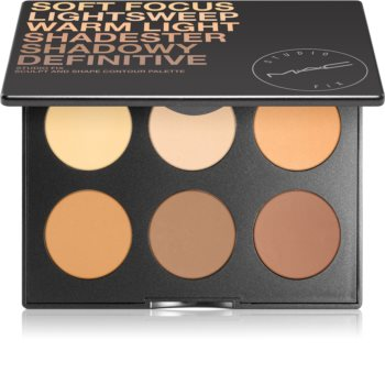 MAC Cosmetics  Studio Fix Sculpt and Shape Contour Palette Konturier-Palette für die Wangen