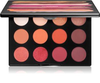 MAC Cosmetics  Art Library: Flame-Boyant paleta cieni do powiek