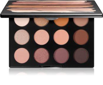 MAC Cosmetics  Art Library: Nude Model paleta očních stínů