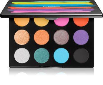 MAC Cosmetics  Art Library: It's Designer Lidschatten-Palette
