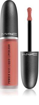 MAC Cosmetics  Powder Kiss Liquid Lipcolour matná tekutá rtěnka