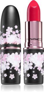MAC Cosmetics  Black Cherry Matte Lipstick szminka matująca