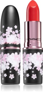 MAC Cosmetics  Black Cherry Matte Lipstick Mattierender Lippenstift