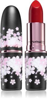MAC Cosmetics  Black Cherry Matte Lipstick матиращо червило