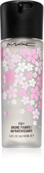 MAC Cosmetics  Fix+ Cherry Blossom Make-up Fixierspray