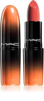 MAC Cosmetics  Love Me Lipstick saténová rtěnka