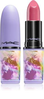 MAC Cosmetics  Botanic Panic Matte Lipstick rúzs matt hatással