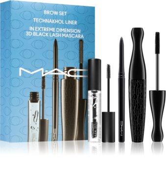 MAC Cosmetics  Eye Essentials Set sada (na oči a obočí)