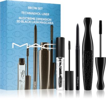 MAC Cosmetics  Eye Essentials Set zestaw