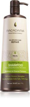 Macadamia Natural Oil Nourishing Repair Shampoo mit ernährender Wirkung mit feuchtigkeitsspendender Wirkung