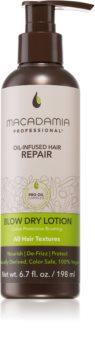 Macadamia Natural Oil Repair Hitzeschutzmilch für alle Haartypen