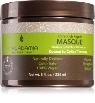 Macadamia Natural Oil Ultra Rich Repair masca profund reparatorie pentru par deteriorat