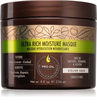 Macadamia Natural Oil Care hydratační maska na vlasy