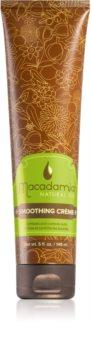 Macadamia Natural Oil Smoothing kisimító krém a festett és károsult hajra
