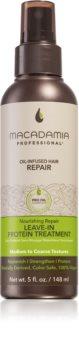 Macadamia Natural Oil Nourishing Repair öblítést nem igénylő regeneráló ápolás a károsult hajra
