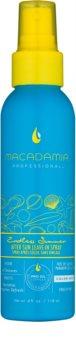 Macadamia Natural Oil Endless Summer Sun & Surf spray reparador de cabelo após exposição solar