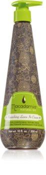 Macadamia Natural Oil Nourishing balsam hrănitor fără clătire pentru toate tipurile de păr