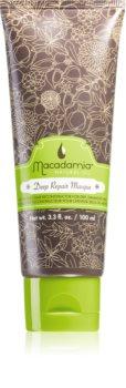 Macadamia Natural Oil Deep Repair Diepe Herstellende Masker  voor Droog en Beschadigd Haar