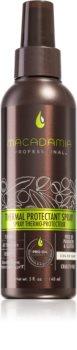 Macadamia Natural Oil Thermal Protectant ulei de par spray pentru par intins