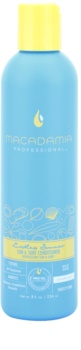 Macadamia Natural Oil Endless Summer condicionador para cabelo danificado pelas ações do sol, cloro e sal
