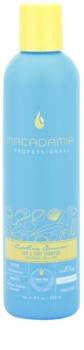 Macadamia Natural Oil Endless Summer szampon do włosów osłabionych działaniem chloru, słońca i słonej wody
